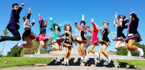 McTeggarts irish dance